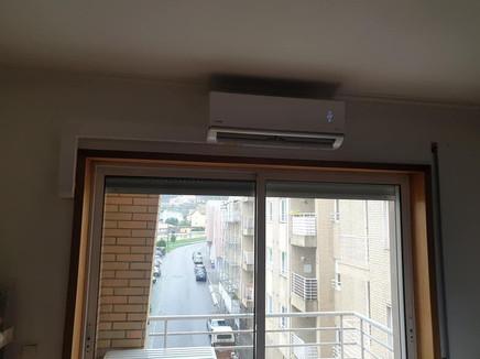 Ar condicionado Toyotomi