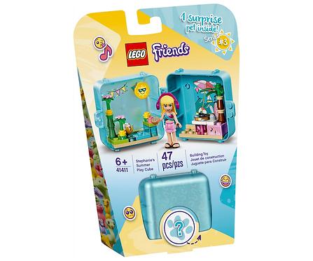 Lego Friends 41411 Stephanie's Summer Play Cube