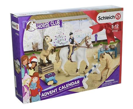 Schleich 97780 Horse Club Advent Calendar at JJ Toys
