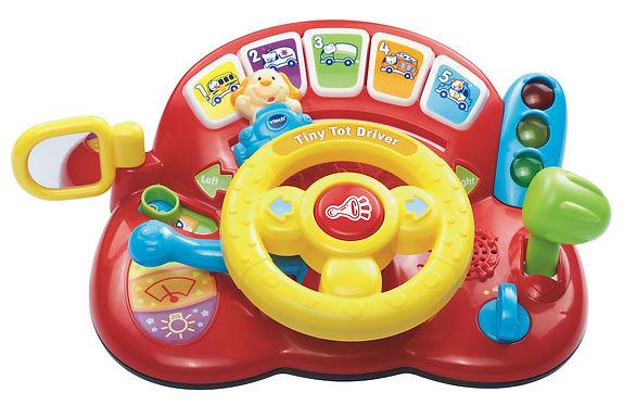 Vtech Tiny Tot Driver -166603