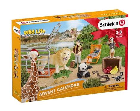 Schleich 97702 Wild Life Advent Calendar at JJ Toys