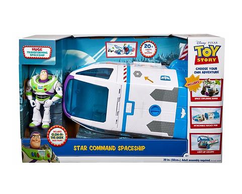 Disney Pixar Toy Story Buzz Lightyear Star Command