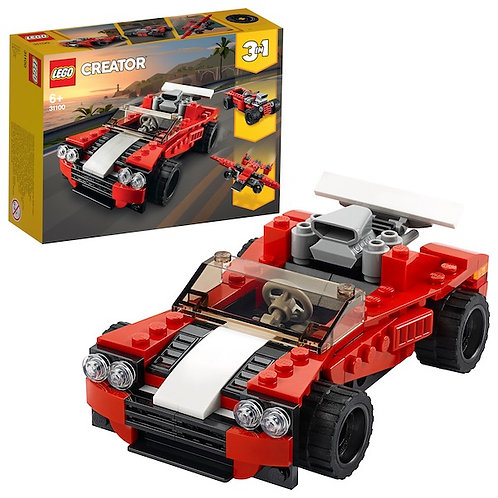 LEGO Creator 31100 Sports Car at JJ Toys