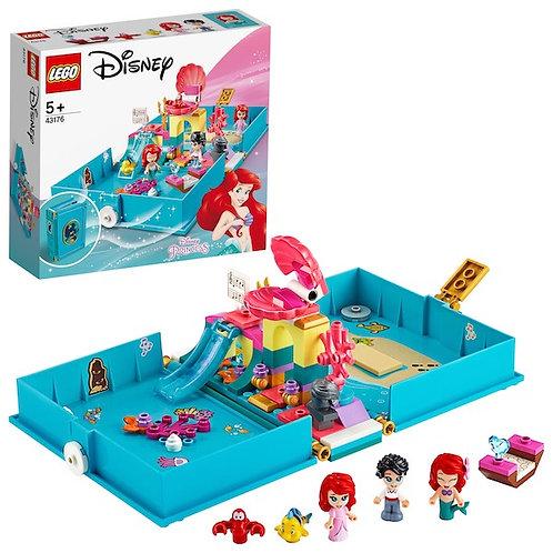 LEGO Disney Princess 43176 Ariels Storybook Adventures at JJ Toys