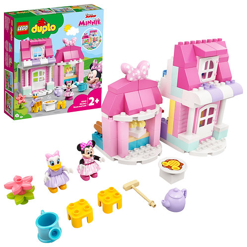 LEGO DUPLO 10942 Disney Minnies House and Cafe