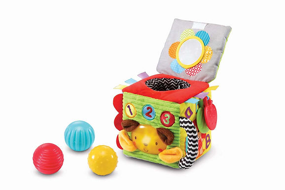 Vtech Little Friendlies Discovery Ball Cube -528203
