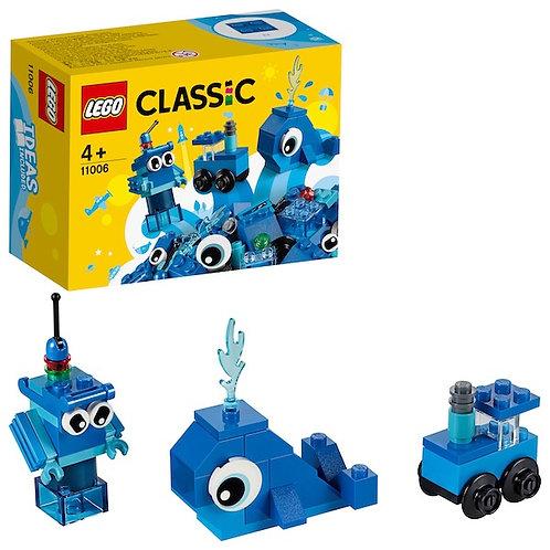 Lego Classic 11006 Creative Blue Bricks at JJ Toys