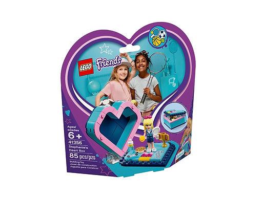 LEGO Friends 41356 Stephanie's Heart Box