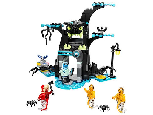 LEGO Hidden Side 70427 Welcome to the Hidden Side at JJ Toys