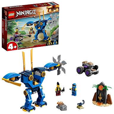 LEGO Ninjago 71740 Jay's Electro Mech