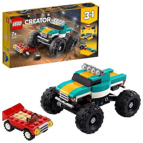 Lego Creator 31101 Monster Truck at JJ Toys