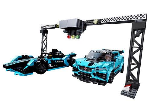 Lego Speed Champions 76898 Formula E Panasonic Jaguars on Localy.co.uk (GX1)
