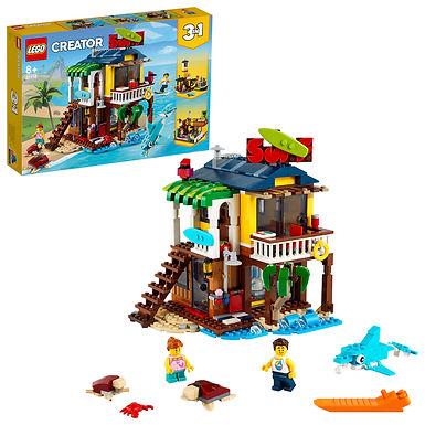LEGO Creator 3-in-1 31118 Surfer Beach House