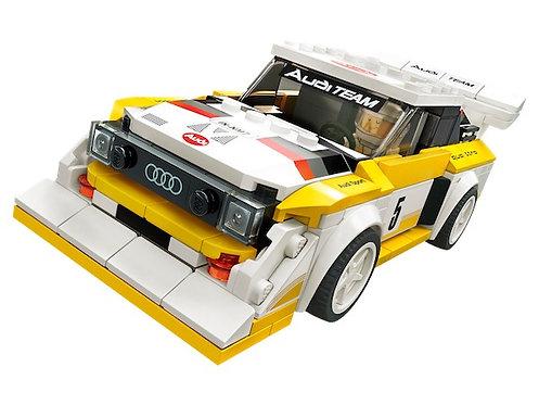 Lego Speed Champions 76897 1985 Audi Sport Quattro S1on Localy.co.uk (GX1)