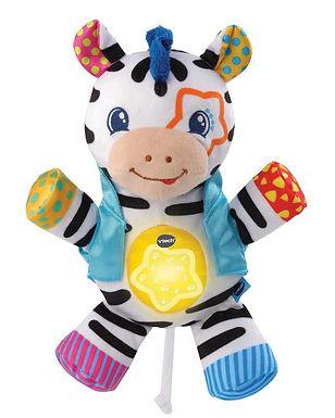 Vtech Lights & Stripes Zebra -513503