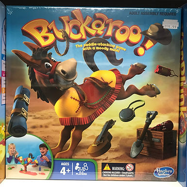 Buckaroo ! Game (Hasbro Gaming) on Localy.co.uk (GX1)