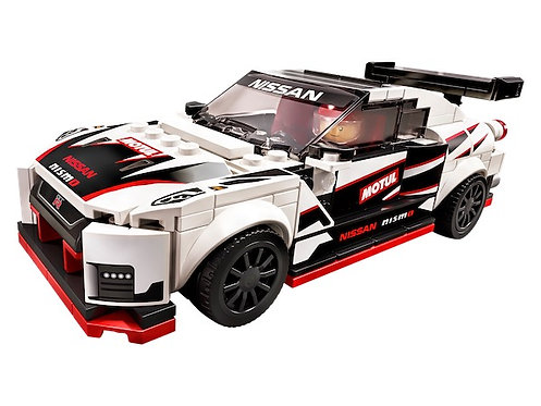 Lego Speed Champions 76896 Nissan GT-R Nismo at JJ Toys