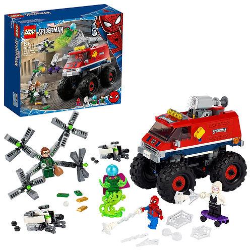 LEGO Spider-Man 76174 Spider-Man's Monster Truck vs Mysterio