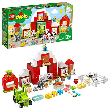 LEGO Duplo 10952 Barn Tractor & Farm Animal Care