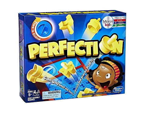 Perfection Board Game (Hasbro Gaming) on Localy.co.uk (GX1)
