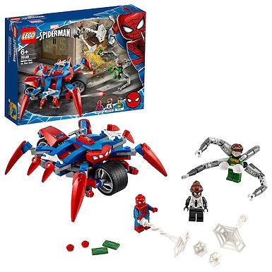 Lego Marvel 76148 Super Heroes Spider-Man vs. Doc Ock at JJ Toys