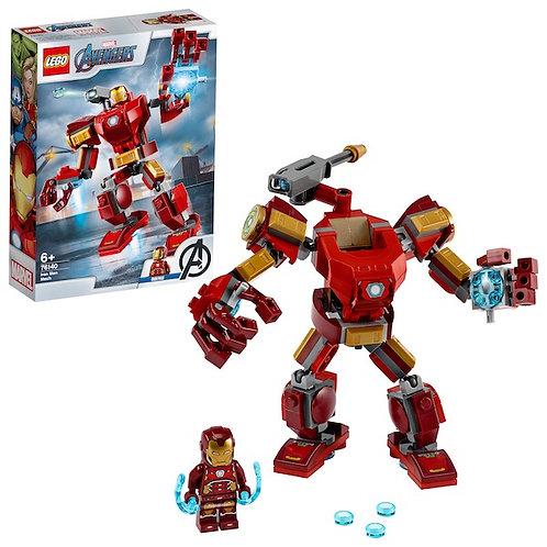 Lego Marvel 76140 Super Heroes Avengers Iron Man Mech at JJ Toys