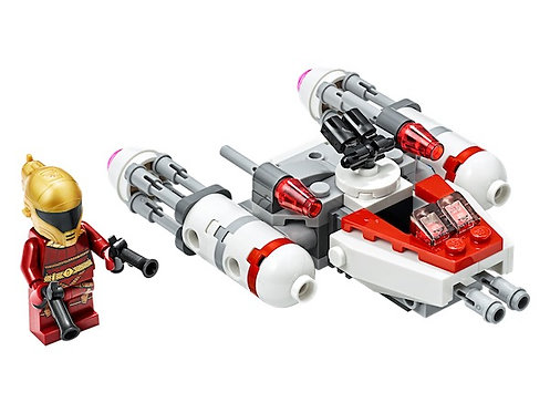 LEGO Star Wars 75263 Resistance Y-wing™ Microfighter at JJ Toys