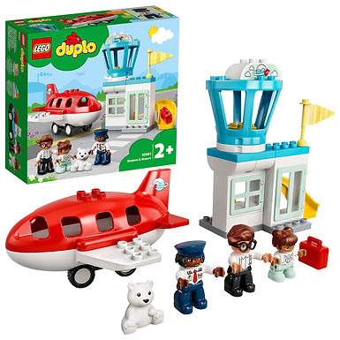 LEGO DUPLO 10961 Town Airplane & Airport