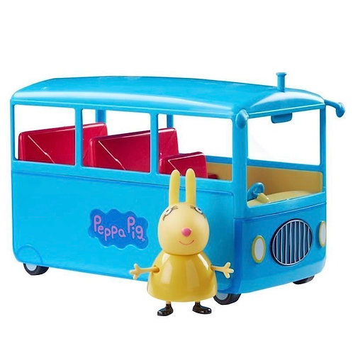 Peppa Pig School Bus at JJ Toys