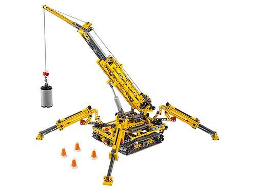 Lego Technic 42097 Compact Crawler Crane at JJ Toys