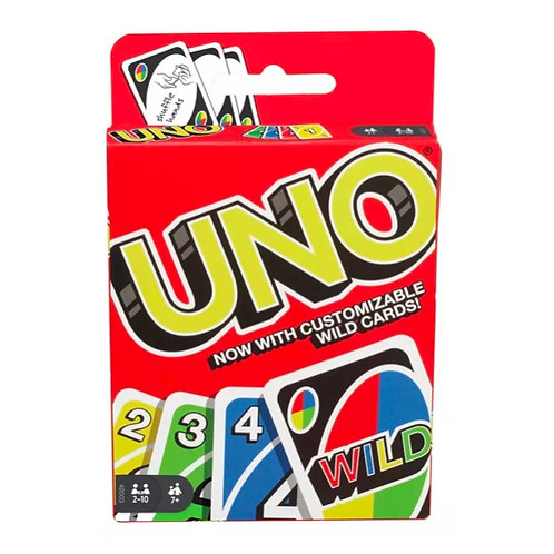 UNO card game by Mattel on Localy.co.uk (GX1)