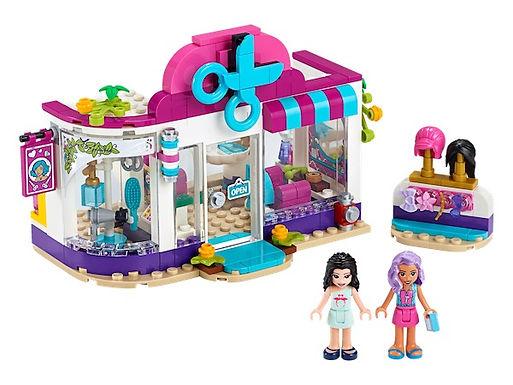 LEGO Friends 41391 Heartlake City Hair Salon at JJ Toys