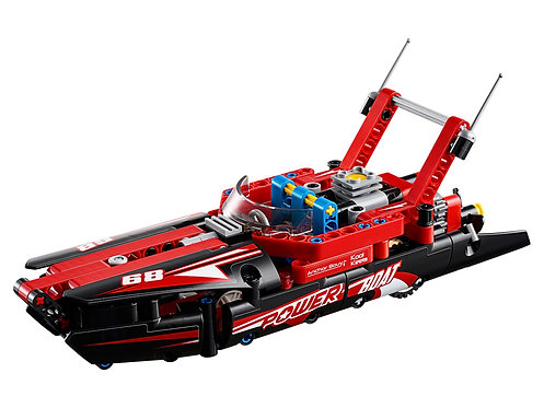 Lego 42089 Technic Power Boat at JJ Toys on Localy.co.uk
