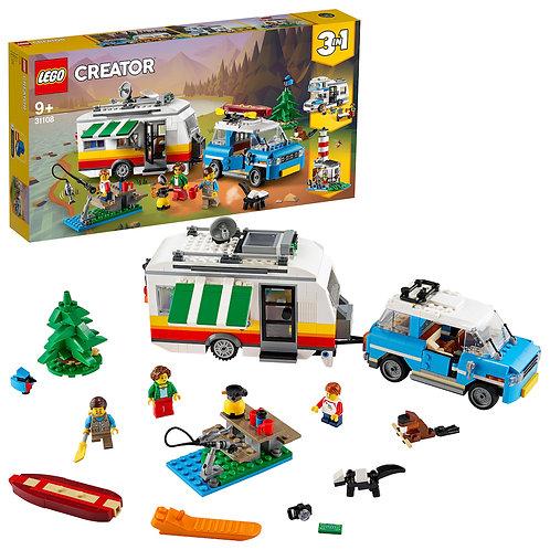 LEGO Creator 3-in-1 31108 Caravan Family Holiday