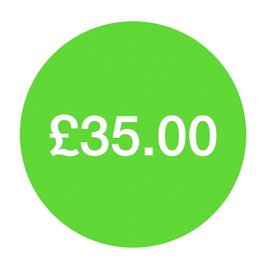 £35.00 owed
