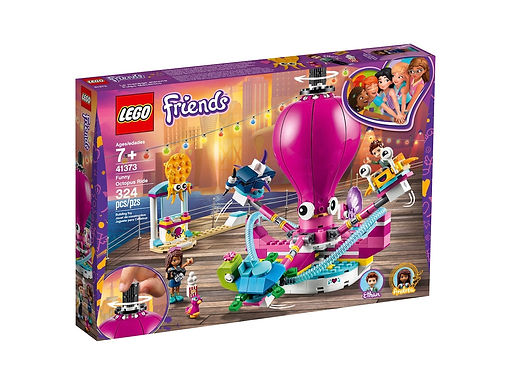 LEGO Friends 41373 Funny Octopus Ride