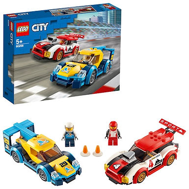 LEGO City 60256 Racing Cars at JJ Toys
