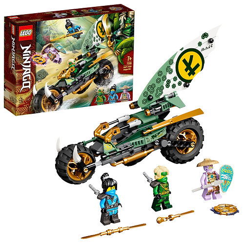 LEGO Ninjago 71745 Lloyds Jungle Chopper Bike