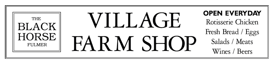 The Black Horse Fulmer Village Farm Shop