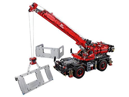 Lego Technic 42082 Rough Terrain Crane at JJ Toys