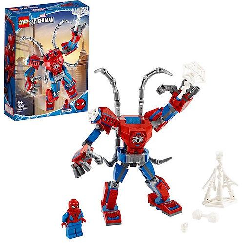 Lego Marvel 76146 Super Heroes Spiderman Mech at JJ Toys