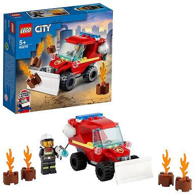 LEGO City 60279 Fire Hazard Truck