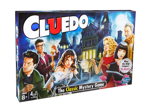 Cluedo - Classic Mystery Board Game at JJ Toys