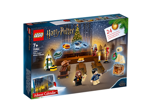 LEGO 75964 Harry Potter Advent Calendar at JJ Toys