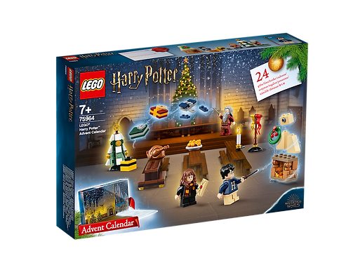 LEGO 75964 Harry Potter Advent Calendar at JJ Toys