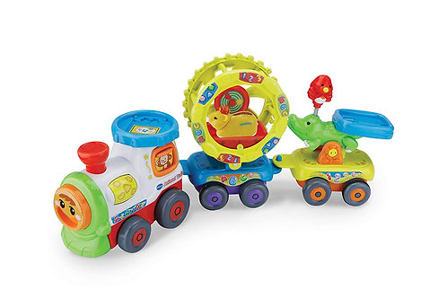 VTech Toot-Toot Animals Train at JJ Toys