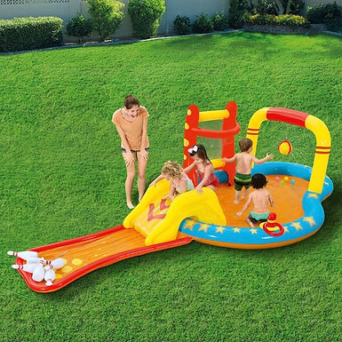 Bestway Lil Champ Paddling Pool Play Center (Localy GX1)