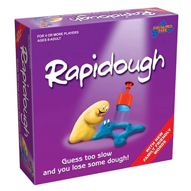 Rapidough (the modelling guessing game)