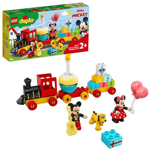 LEGO Duplo 10941 Disney Mickey & Minnie Birthday Train