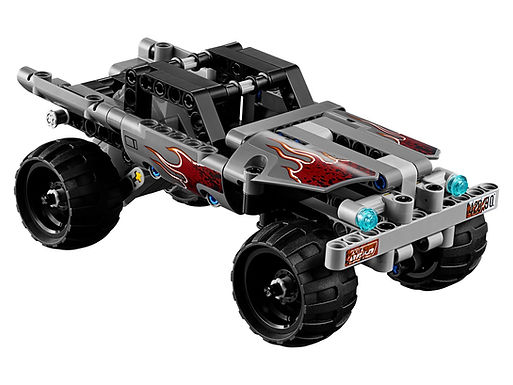 LEGO Technic 42090 Getaway Truck at JJ Toys